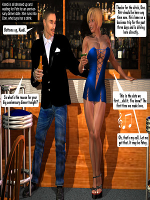 Entropy – Hot Wife in Blue Dress 8muses 3D Porn Comics