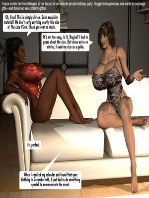 Entropy- Ladies in Heat 8muses 3D Porn Comics