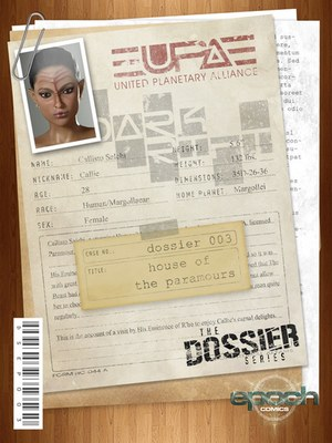 Epoch- The Dossier 3- UPA 8muses 3D Porn Comics
