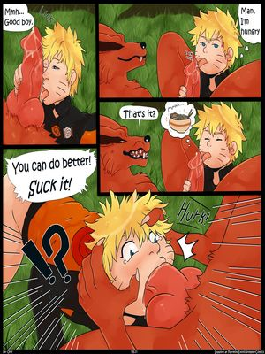 ExoticDreamer- Morning Training [Naruto] 8muses Cartoon Comics