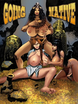 Expansionfan – Going Native 1 8muses Adult Comics