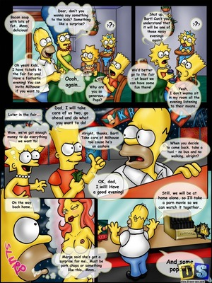 Fair (The Simpsons)- Drawn-Sex 8muses Adult Comics