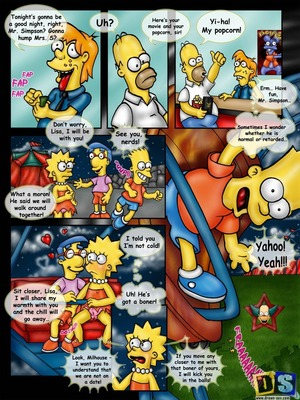8muses Adult Comics Fair (The Simpsons)- Drawn-Sex image 02