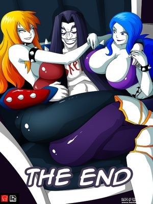 8muses Hentai-Manga Fairy tail-Be My Succubus (Witchking00) image 13