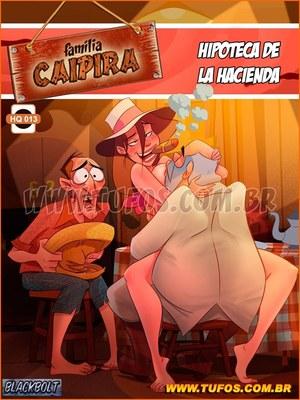 8muses Incest Comics Familia Caipira 13 (Spanish)-Tufos image 01