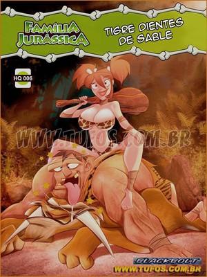 Familia Jurassica 06-Tufos (Spanish) 8muses Incest Comics