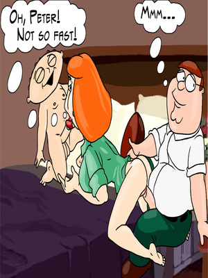 8muses Adult Comics Family Guy- Night Fuck In Guy Family image 08