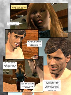 8muses 3D Porn Comics Family Secrets- A Seed Is Planted image 07