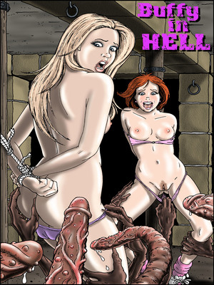 8muses Porncomics Fansadox- Buffy In Hell- Gary Roberts image 01