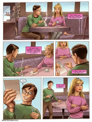 8muses Adult Comics Fantasy World 3 – Daphne- MCC image 09