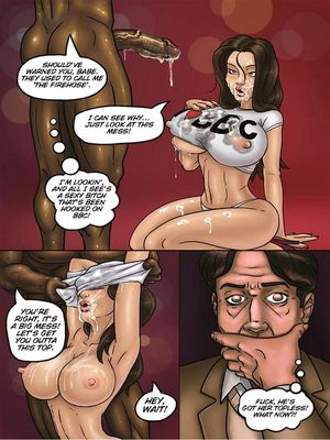 8muses Interracial Comics Fantasy X -Redux image 07