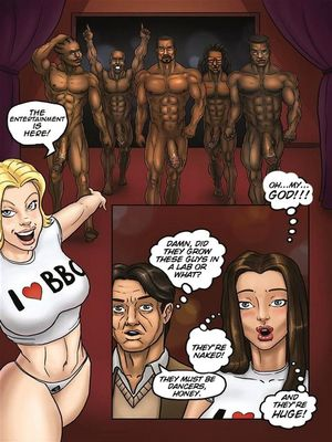 8muses Interracial Comics Fantasy X -Redux image 20