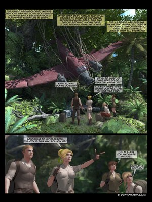 8muses Porncomics Feather – Maya Adventure image 04