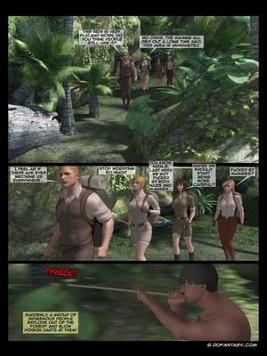 8muses Porncomics Feather – Maya Adventure image 05