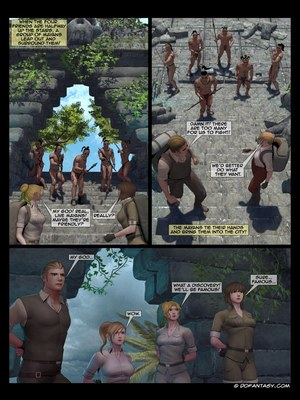 8muses Porncomics Feather – Maya Adventure image 13