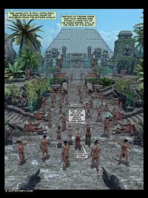 8muses Porncomics Feather – Maya Adventure image 14