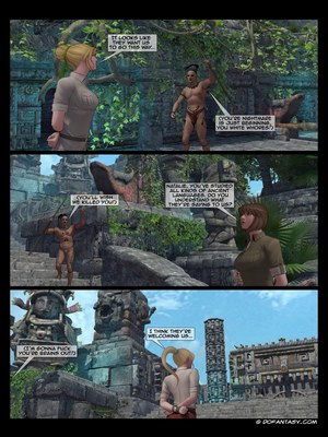 8muses Porncomics Feather – Maya Adventure image 15
