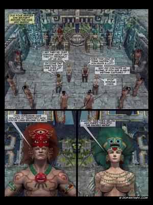 8muses Porncomics Feather – Maya Adventure image 16