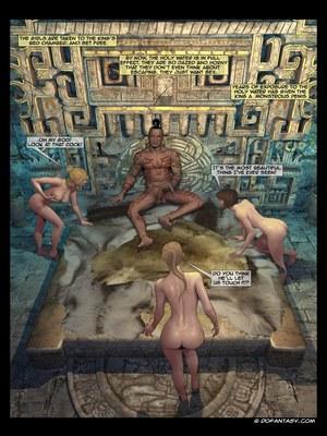 8muses Porncomics Feather – Maya Adventure image 23