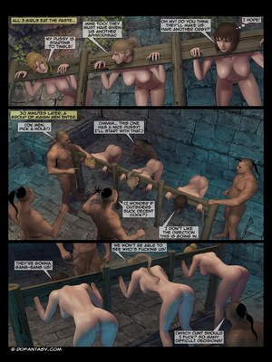 8muses Porncomics Feather – Maya Adventure image 34
