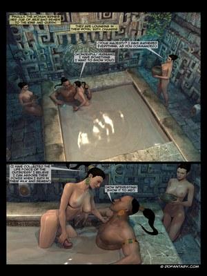 8muses Porncomics Feather – Maya Adventure image 41