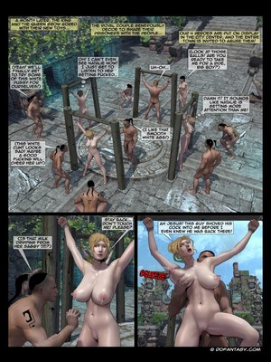 8muses Porncomics Feather – Maya Adventure image 44