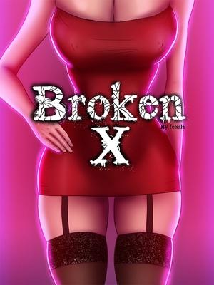 Felsala – Broken X 8muses 3D Porn Comics