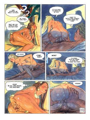 8muses Adult Comics Ferocius – Pearl #1 image 05