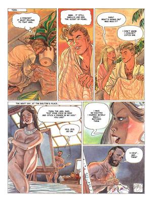 8muses Adult Comics Ferocius – Pearl #1 image 10