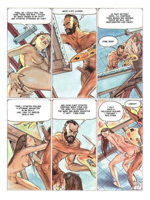 8muses Adult Comics Ferocius – Pearl #1 image 11