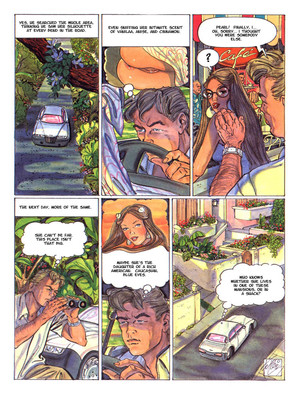 8muses Adult Comics Ferocius – Pearl #1 image 17