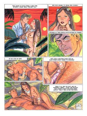 8muses Adult Comics Ferocius – Pearl #1 image 19