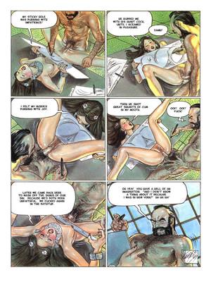 8muses Adult Comics Ferocius – Pearl #1 image 36