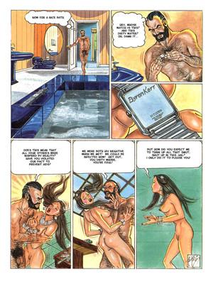 8muses Adult Comics Ferocius – Pearl #1 image 38
