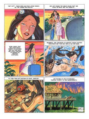 8muses Adult Comics Ferocius – Pearl #1 image 39