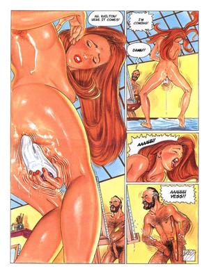 8muses Adult Comics Ferocius – Pearl #1 image 43