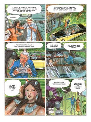 8muses Adult Comics Ferocius – Pearl #1 image 44
