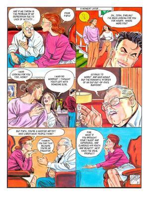 8muses Adult Comics Ferocius – RainBow image 08