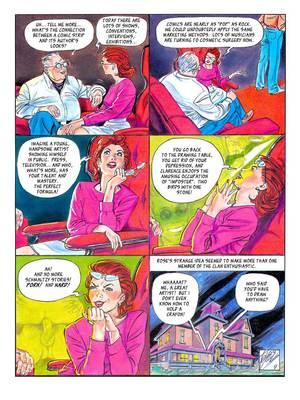 8muses Adult Comics Ferocius – RainBow image 09