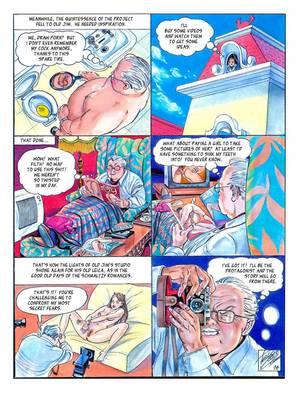 8muses Adult Comics Ferocius – RainBow image 14