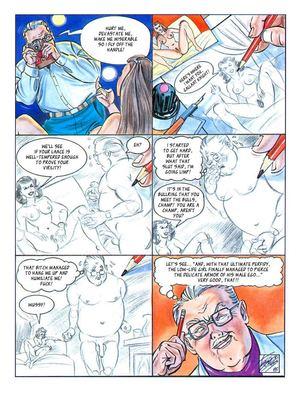 8muses Adult Comics Ferocius – RainBow image 15