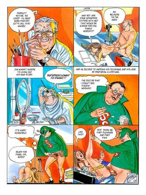 8muses Adult Comics Ferocius – RainBow image 17