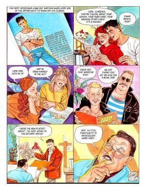 8muses Adult Comics Ferocius – RainBow image 23