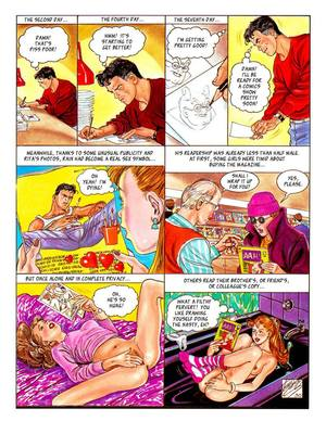 8muses Adult Comics Ferocius – RainBow image 30