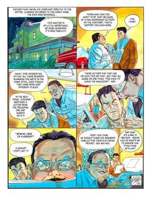 8muses Adult Comics Ferocius – RainBow image 45
