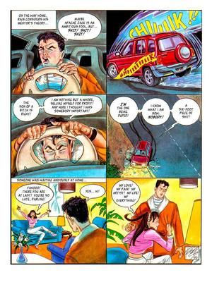 8muses Adult Comics Ferocius – RainBow image 46