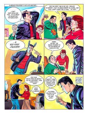8muses Adult Comics Ferocius – RainBow image 53
