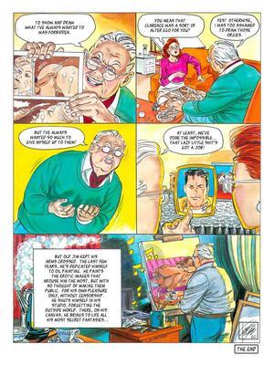 8muses Adult Comics Ferocius – RainBow image 60