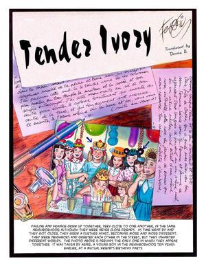 Ferocius – Tender Ivory 8muses Adult Comics