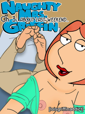 FG-Naughty Mrs. Griffin 3- About Last Weekend 8muses Adult Comics